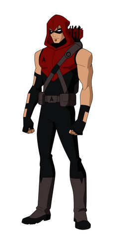 File:Red arrow design by bobkitty23.png