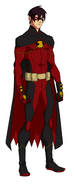 Red robin design by bobkitty23
