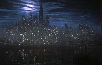 Gotham1989mattPainting