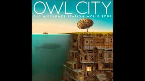Owl City- Silhouette