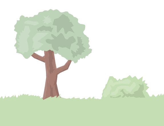 File:Tree and bush.png