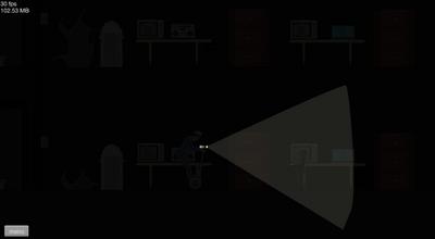 The lantern effect
