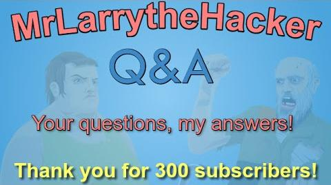 Your Answers! Thank you for 300 subscribers!
