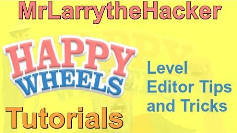 Happy Wheels Level Editor Tips and Tricks Ep. 13 Season 2
