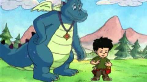 Dragon Tales - Not Separated At Birth