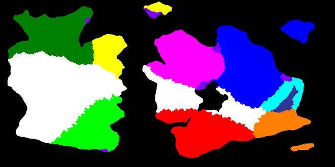 Ixra c Political Map 92.0