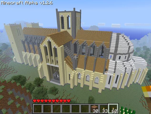 File:Minecraft cathedral by pdurdin-d34tm63.jpg