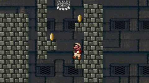 Custom SMF level Magma Castle