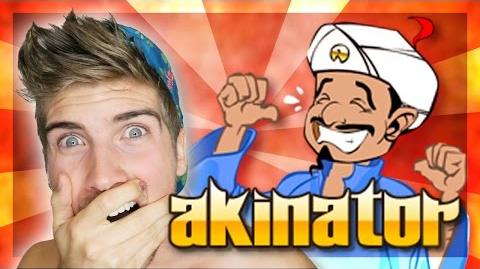 HOW DOES HE KNOW MY DOG?! The Akinator
