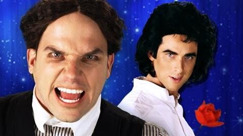 David Copperfield vs Harry Houdini. Epic Rap Battles of History Season 4