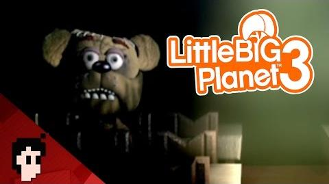 Five Nights at Freddy's! (Little Big Planet 3)