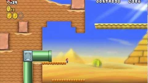 Wii Longplay 021 New Super Mario Bros