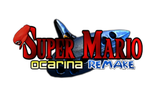 File:Super Mario Ocrina Remake Logo.png