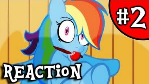 My Little Pony Hentai Porn Reaction (2nd Edition)