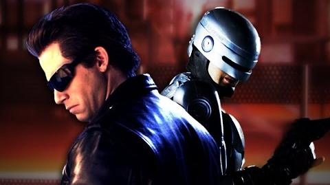 Terminator vs Robocop. Epic Rap Battles of History Season 4