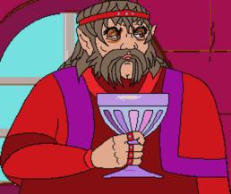 King Haddakini(The King's jealous brother)