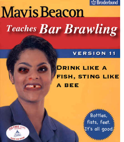 Mavis Beacon touch