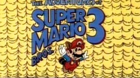 The Adventures of Super Mario Bros