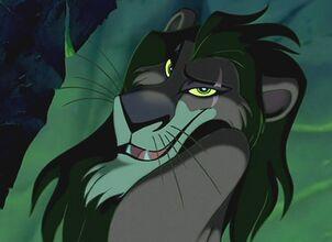 Scar(Lion King)