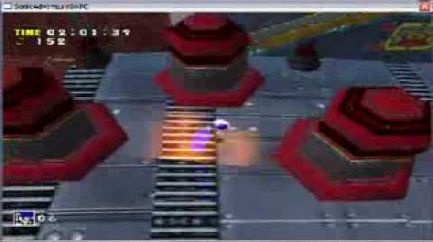 Sonic Speedup! Sky Deck