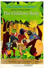 The Children Book Poster