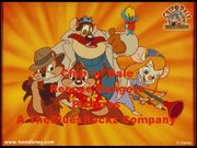 Chip 'n' Dale Rescue Rangers Pictures Logo