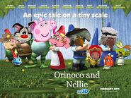 Orinoco and Nellie (Gnomeo and Juliet) Poster