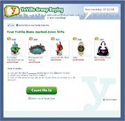 YoVille Group Buying