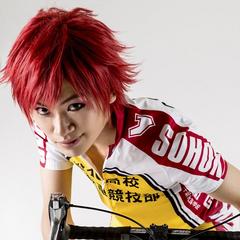 <center>Torigoe Yuki as Naruko Shoukichi.</center>