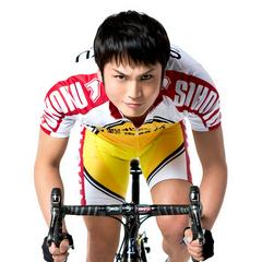 <center>Tomotsune Yuuki as Tadokoro Jin.</center>