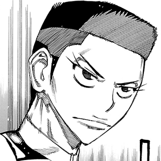 <center>Izumida's first hairstyle change</center>