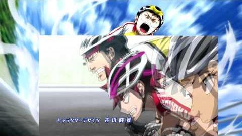 Yowamushi Pedal Grande Road Opening 2 (弱虫ペダル GR OP 2) Remind