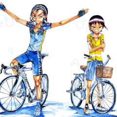 <center>High school Toudou and middle school Toudou</center>