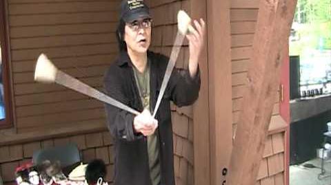 Eskimo Yo-Yo Demonstration