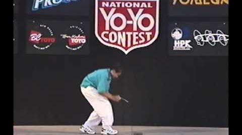 YoYoFactory Presents Alex Garcia National Champion, 1998