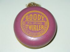 Goody Filipino Twirler Front