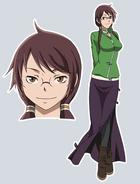 Kotoha Izone appearance