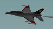 F-16C Windhover