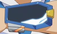 Naoki's Duel Disk