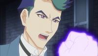 Akira torturing Playmaker
