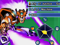 Ally of Justice Garadholg