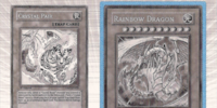 "Gather the Crystals for ""Rainbow Dragon"""