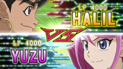 Yuzu VS Halil