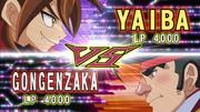 Yaiba Todo VS Gong