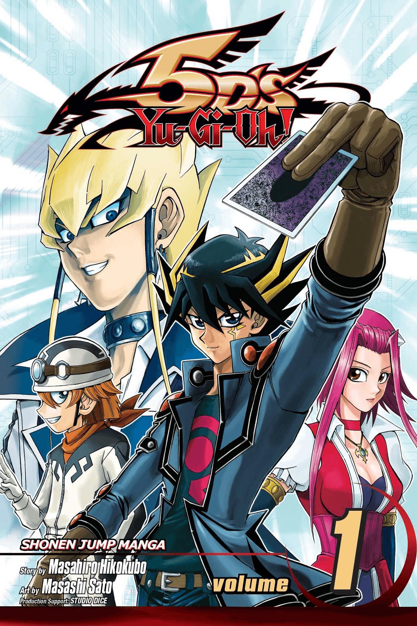 Yu-Gi-Oh! 5D's (manga)   Yu-Gi-Oh!   FANDOM powered by Wikia - photo#27