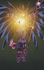 Magician of Black Chaos Armor