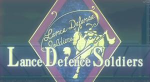 Lance Defense Soldiers