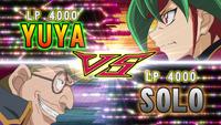 Yuya VS Solo