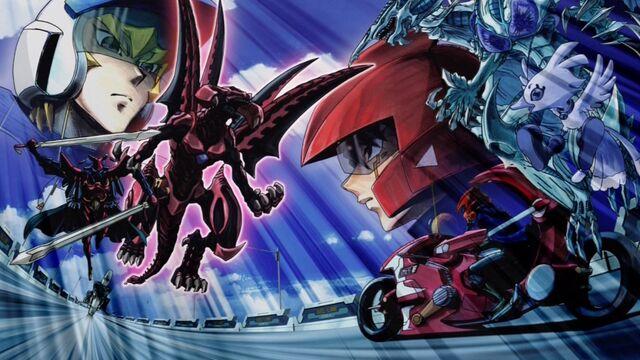 File:5Dx153 Yusei faces Red Nova Dragon.jpg