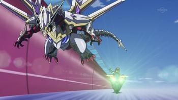 Yu-Gi-Oh! ARC-V - Episode 071